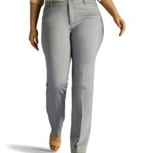 Gloria Vanderbilt: Charcoal Gray Plus Size Jeans